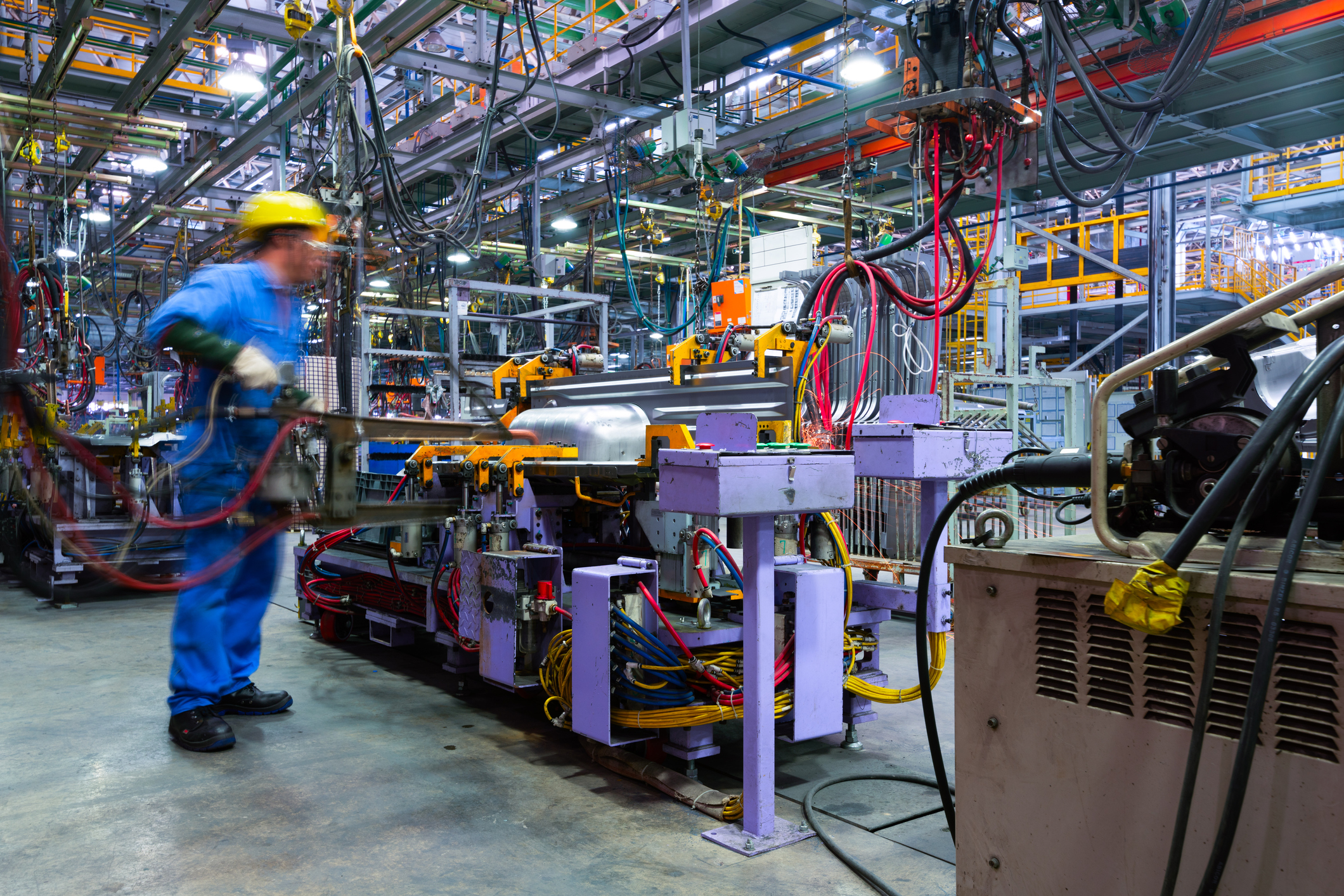 manufcacturing