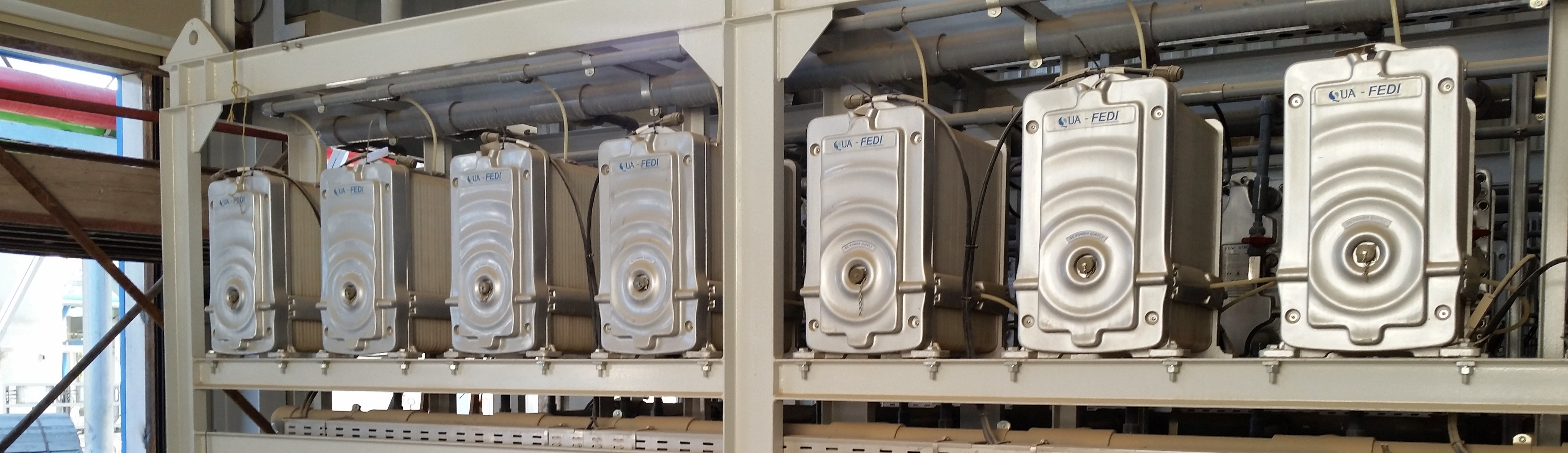Aquatech Awarded New Combined Cycle Plant using FEDI Technology